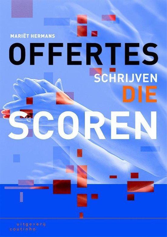 Offertes schrijven die scoren - Mariët Hermans |