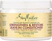 Shea Moisture Jamaican Black Castor Oil Leave-in Conditioner 312g