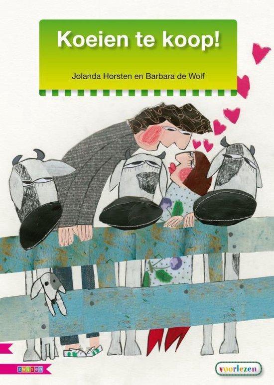 Veilig leren lezen - Koeien te koop! - Jolanda Horsten |