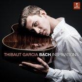 Bach Inspirations (Klassieke Muziek CD) Thibaut Garcia - Gitaarvirtuoos