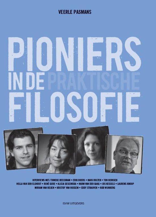Pioniers in de praktische filosofie - Veerle Pasmans | Fthsonline.com
