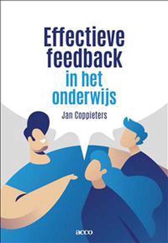 Effectieve feedback in het onderwijs - Jan Coppieters |