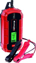 EINHELL CE-BC 4 M Acculader - 12V - Max. laadstroom: 4A - Accu's tot 120Ah
