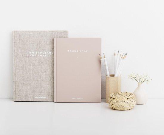 Afbeelding van Essentialiving Planner 2020 + Focus Book