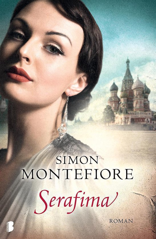 Boek cover Serafima van Simon Sebag Montefiore (Paperback)