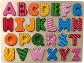 Houten Puzzel Alfabet - Simply for Kids - Puzzel met Letters