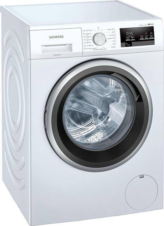 Siemens WM14UU00NL - serie iQ500 - Wasmachine