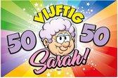 Versierpakket Sarah, 50 Jaar, Verjaardag, Feest