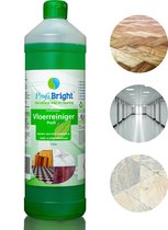 ProfiBright Consument - Vloerreiniger Profi5 - Universele vloerreiniger - Laminaatreiniger - Natuursteenreiniger - PVC reiniger - Dierproefvrij - concentraat - 1 liter