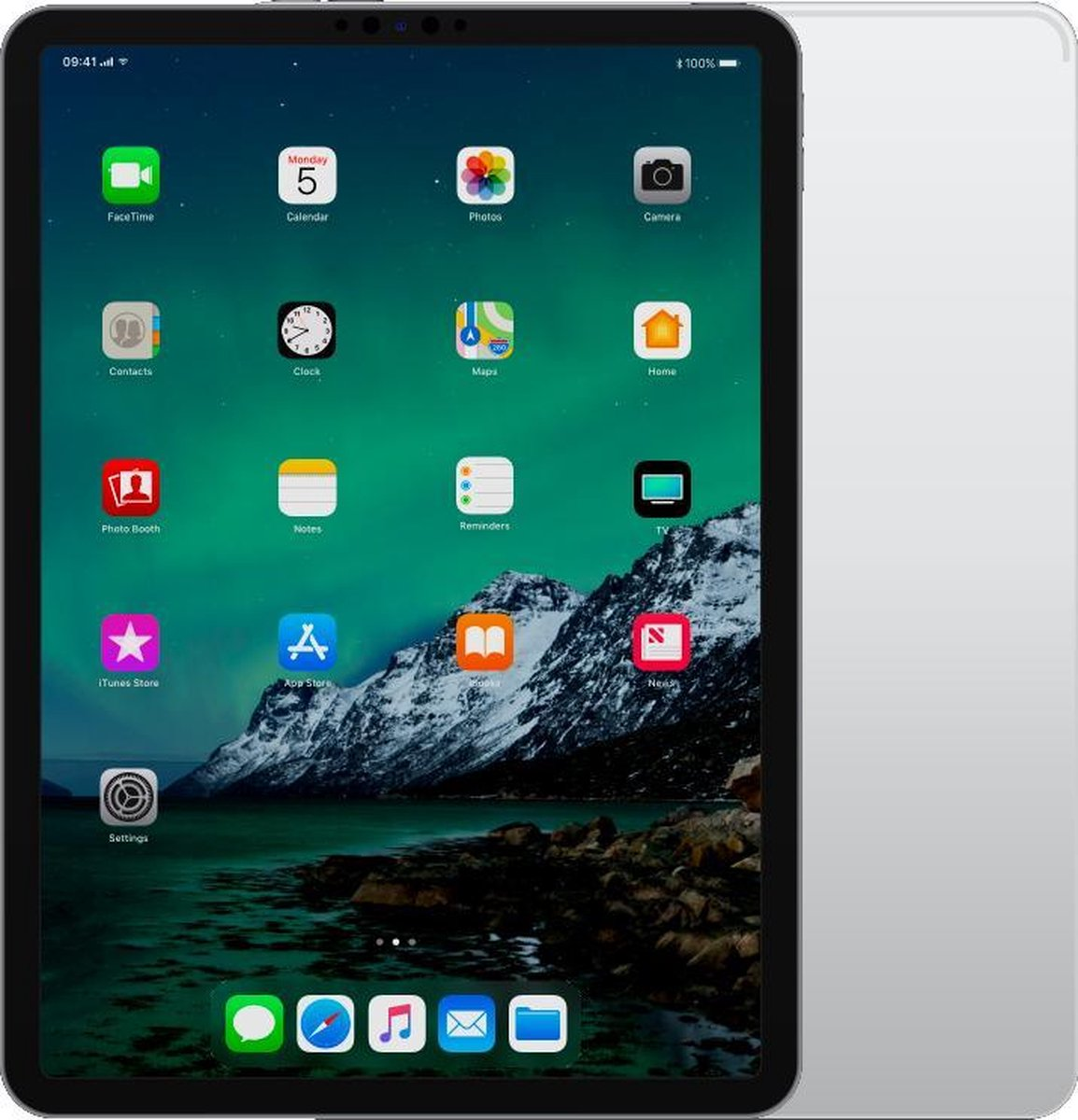 Apple iPad Pro 3 12.9 inch - 64GB - Wi-Fi + 4G - Zilver - A-grade
