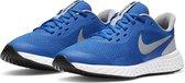 Nike Sneakers - Maat 40 - Unisex - grijs - blauw - wit