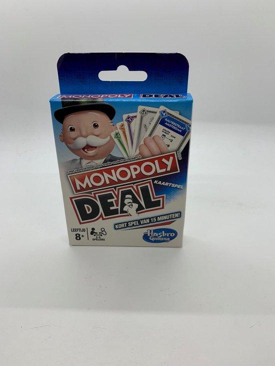 Afbeelding van het spel Monopoly Deal Kaartspel - Hasbro