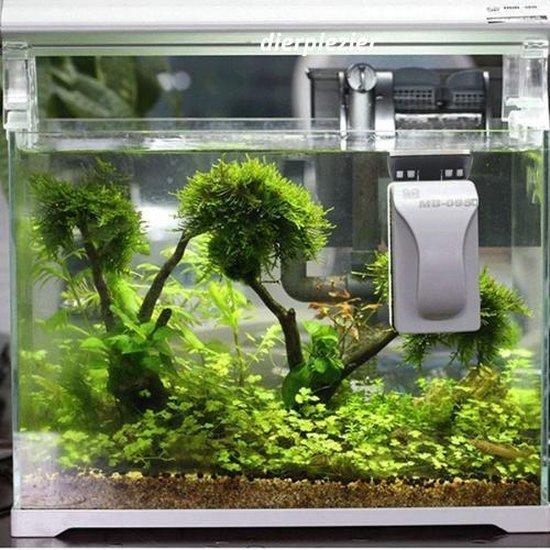 Dierplezier - Aquarium - Glazenwasser XXL - Magneet - Handfree - Automatische glazenwasser aquarium - Propere vissenbak