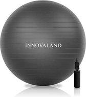 Yoga bal - 65 CM - Inc. Gratis Pomp - Yogabal - Yoga Bal 65 cm - Yoga ball - Gym Ball - Fitness Ball - Gym Bal - Gymbal 65 cm - Sinterklaas - Kerst
