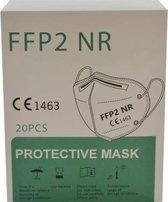 FFP2 Mondmaskers - Mondkapjes wit niet medisch EN149