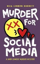 Omslag Murder for Social Media