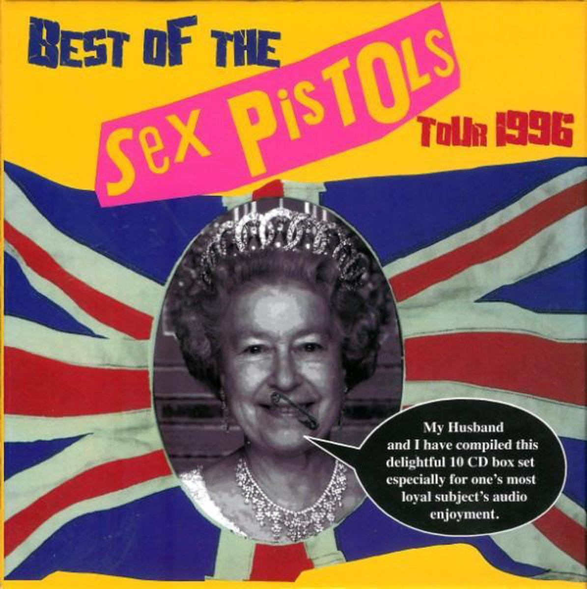 Best Of The Sex Pistols  Tour 1996