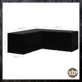 Hip-Wonen.nl - Loungeset hoes - 250 x 250 - Beschermhoes L Vorm - Tuinmeubelhoes