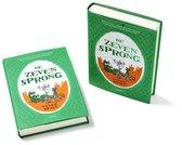 Boek cover De Zevensprong van Tonke Dragt