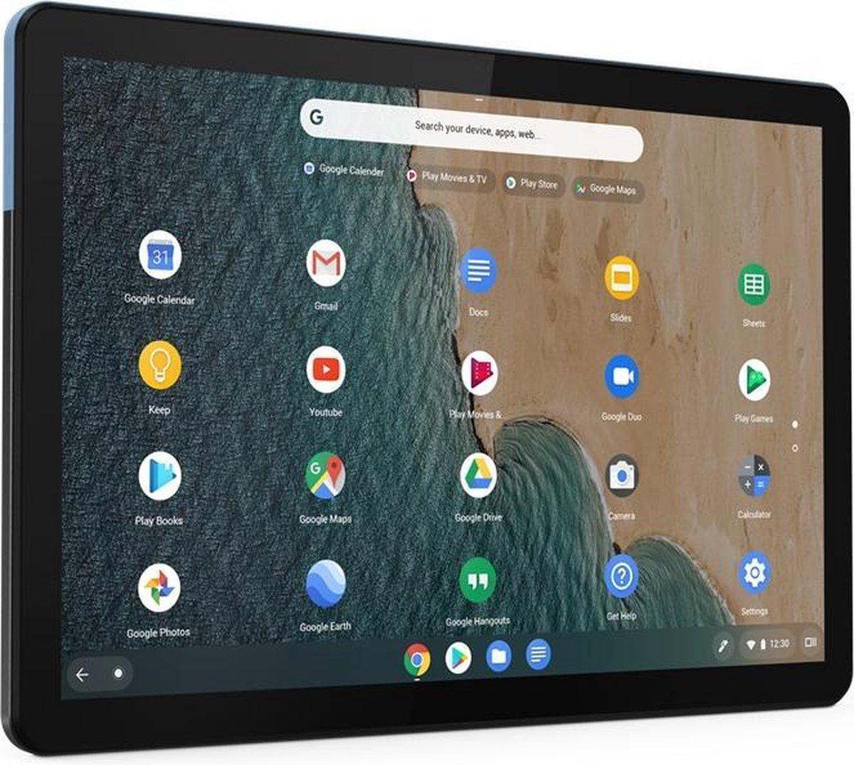 Lenovo IdeaPad Duet Chromebook ZA6F0077BE - Chromebook - 10.1 Inch - Azerty