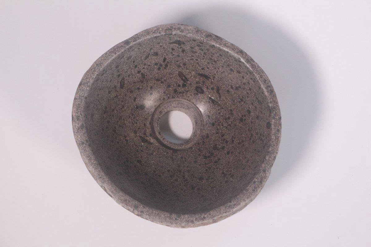 Natuurstenen waskom | DEVI-W21-233 | 24x22x12