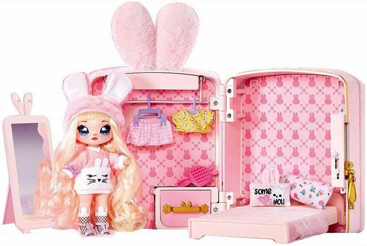 Na! Na! Na! Surprise 3-in-1 Backpack Bedroom Playset Aubrey Heart - Serie 1