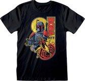 Star Wars Shirt – Boba Fett maat L