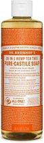 Dr. Bronner's Gel Tea Tree 18-in-1 Pure-Castile Soap
