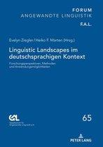 Linguistic Landscapes im deutschsprachigen Kontext