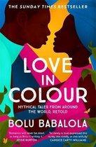 Omslag Love in Colour
