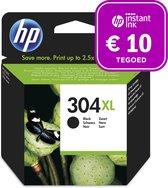 HP 304XL - Inktcartridge zwart + Instant Ink tegoe