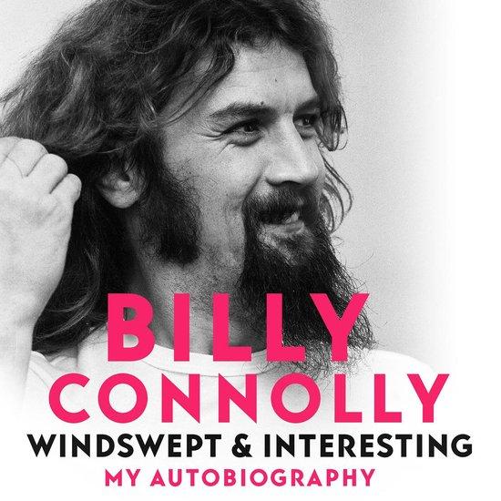 Boek cover Windswept & Interesting van Billy Connolly (Onbekend)