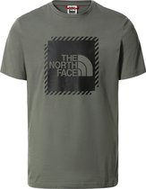 The North Face Biner Graphic 2 Heren T-shirt - Maat M