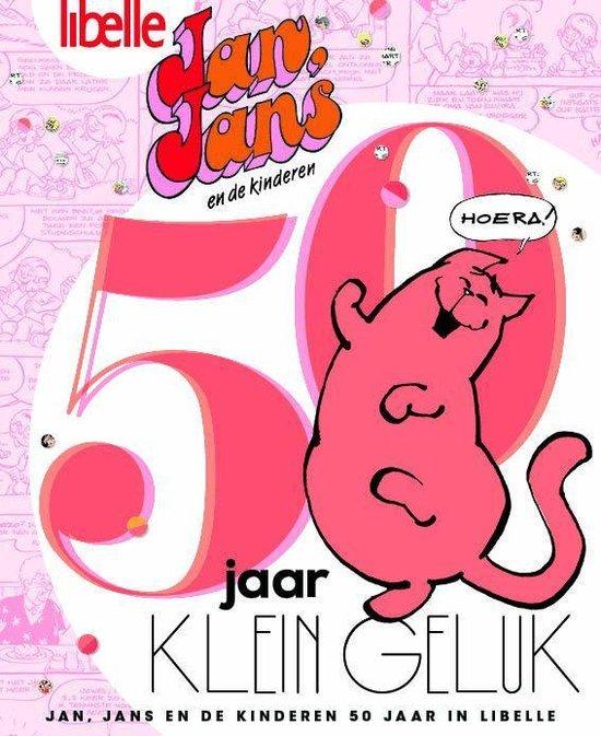 Afbeelding van Jan, Jans en de Kinderen Jubileumalbum - 50 jaar klein geluk