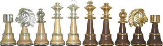 Afbeelding van het spel Staunton schaakstukken – XL
