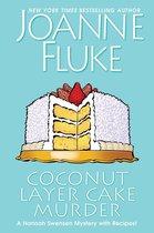 Omslag Coconut Layer Cake Murder