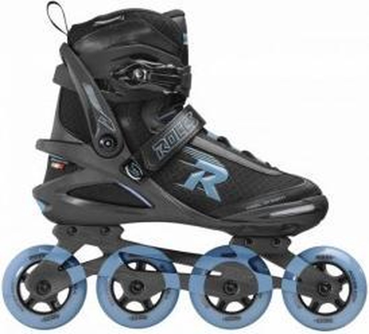 Roces Skates Pic Tif 80 Heren Maat 46 Zwart-Blauw