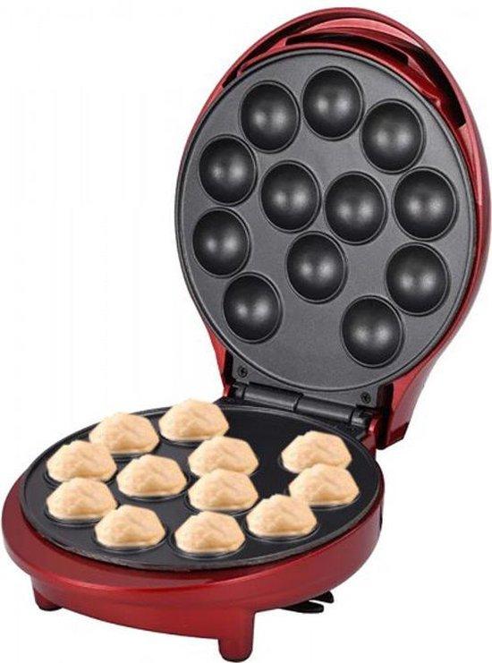 Popcakemaker - 1200 Watt