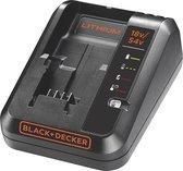 BLACK+DECKER Laadapparaat 2A/ 18V-54V