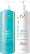 Moroccanoil Hydration Shampoo + Conditioner - 500 ml