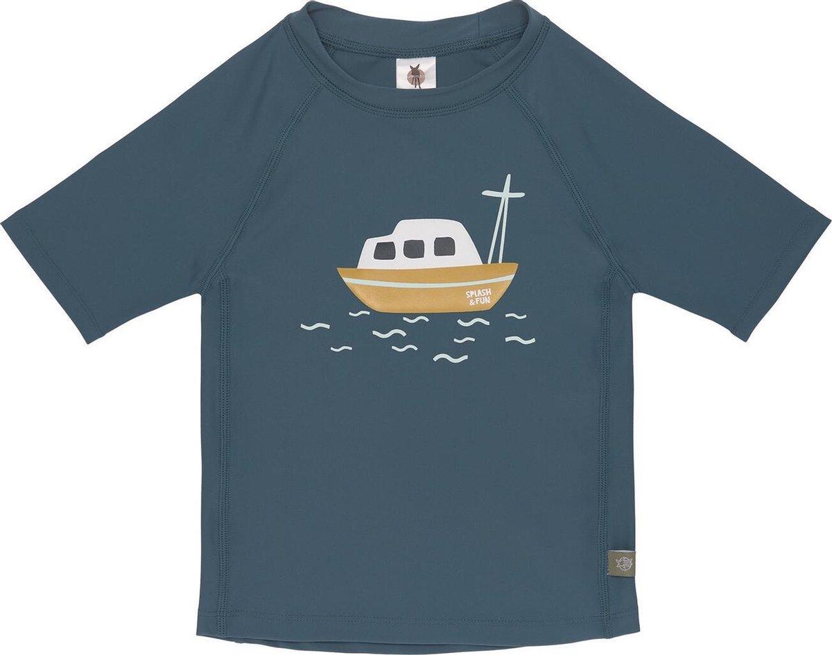 L ssig UV Shirt Boat - korte mouw - Kleding maten in cm UV (shirts, badkpakjes etc): 86