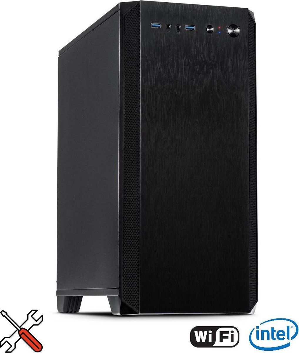 Home/Office PC – 480GB SSD + 2 TB HDD – Intel® Core™ i5 – 16 GB RAM – Zakelijke PC –  Windows Wifi PC +