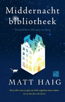 Boek cover Middernachtbibliotheek van Matt Haig (Paperback)