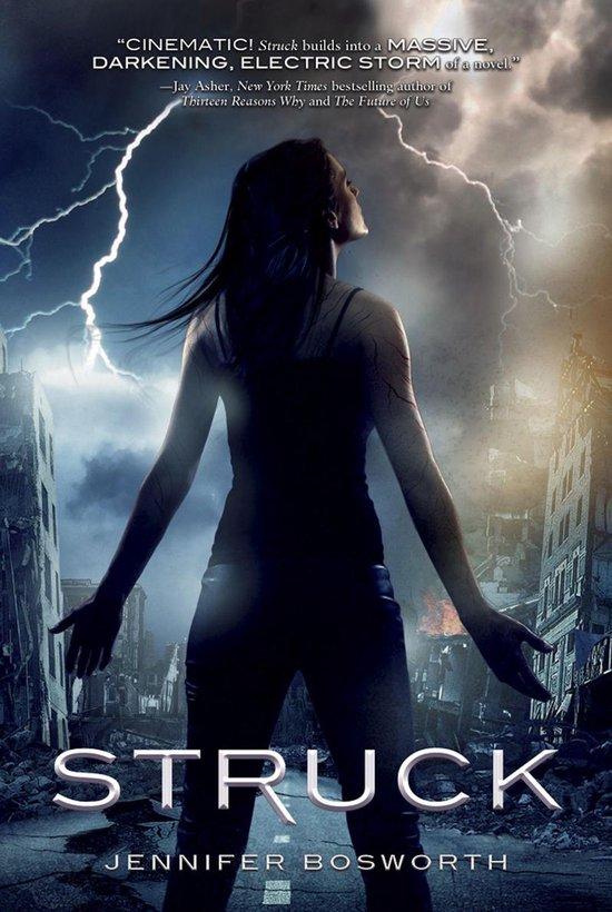 Boek cover Struck van Jennifer Bosworth (Onbekend)