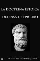 La Doctrina Estoica. Defensa de Epicuro
