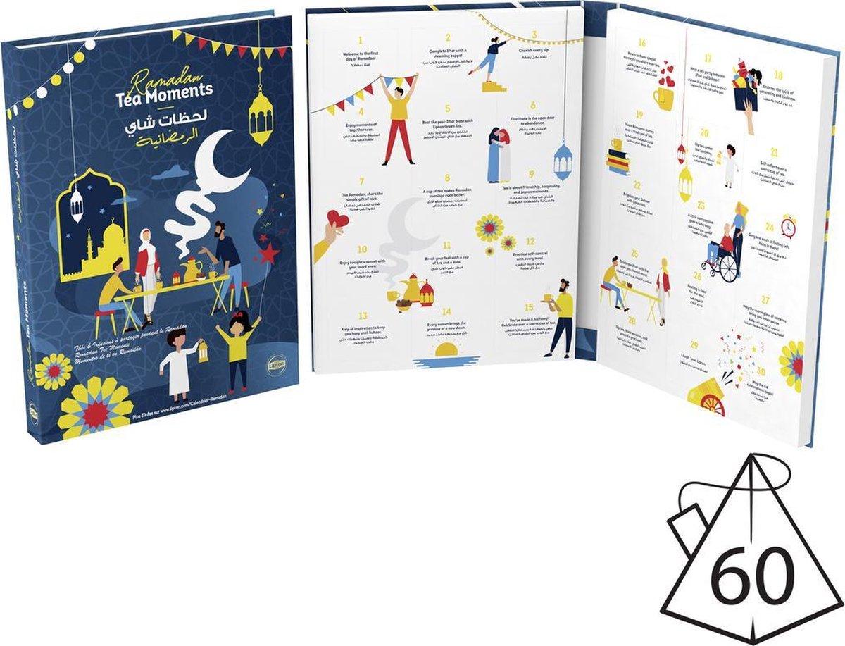 Lipton Ramadan Kalender - 60 zakjes op De Prijzenvolger