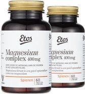 Etos Magnesium Complex 400mg - 120 tabletten (2 x 60)