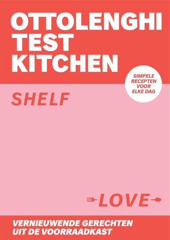 Boek cover Ottolenghi Test Kitchen - Shelf Love (Nederlandstalige editie) van Yotam Ottolenghi (Hardcover)