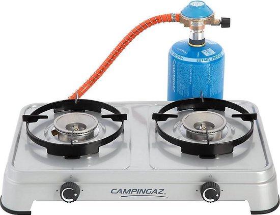 Campingaz Camping Cook CV Camping Kooktoestel - 2-pits - 2x 1800 Watt