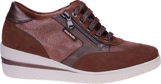 Mobils Ergonomic -Dames – bruin – sneakers – maat 39½